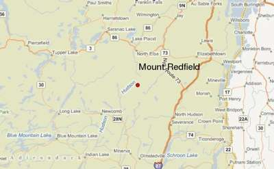 Mount Redfield