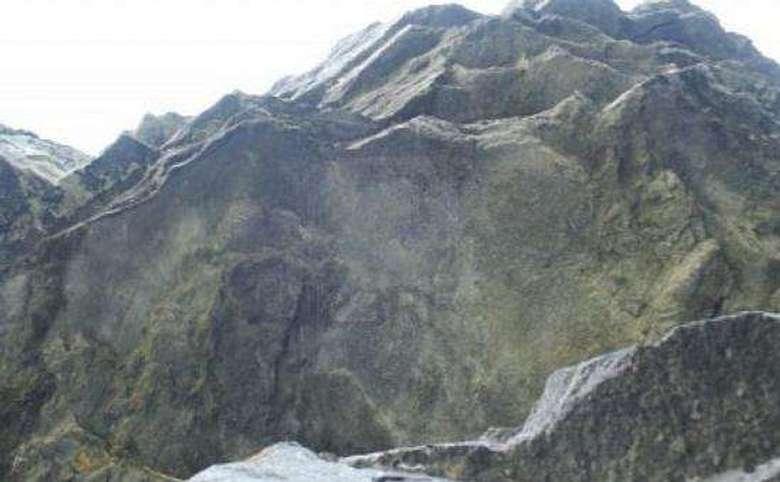 multiple rocky cliffs