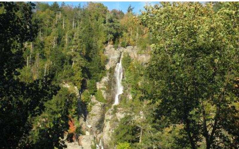 Roaring Brook Falls (2)
