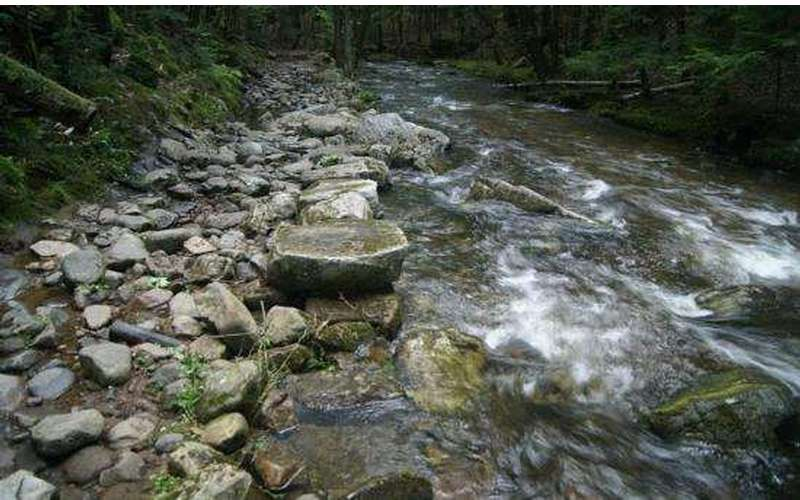 Roaring Brook Falls - Adirondacks Hiking Info & Hikes In ...