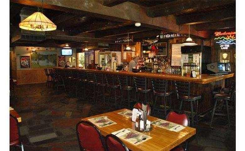 long bar indoors