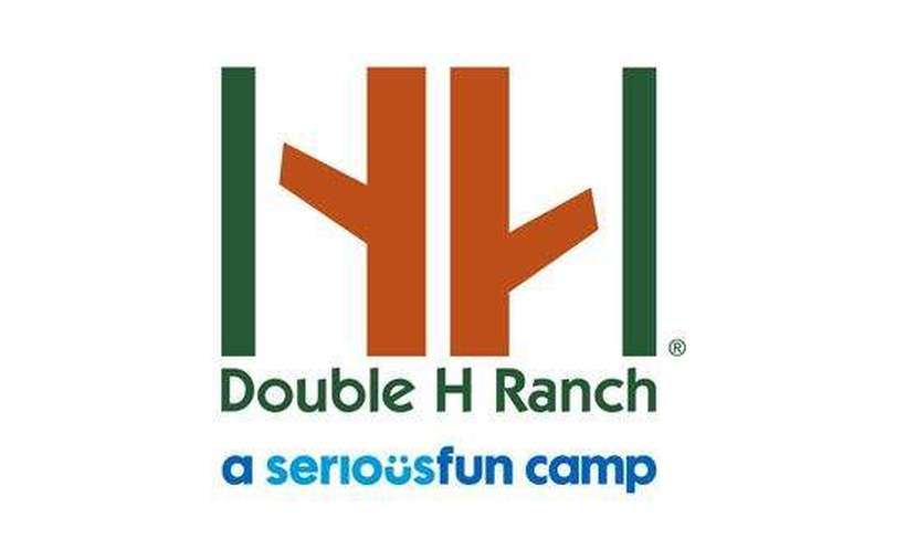 Double H Ranch logo