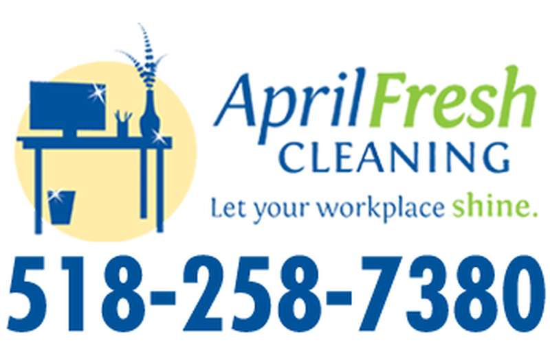 April Fresh Cleaning logo