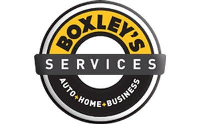 Boxley's Services Logo