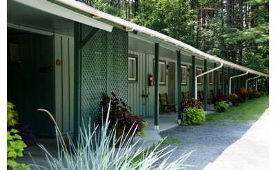 the Saratoga Garden Motel &the Garden Therapeutic Services