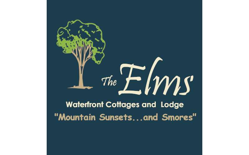 The Elms Waterfront Cottages & Lodge in Lake Luzerne, NY.