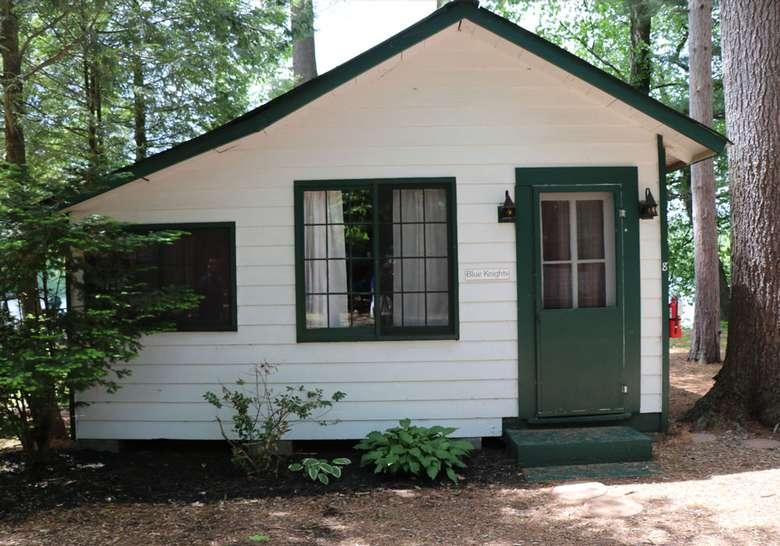 small quaint cottage