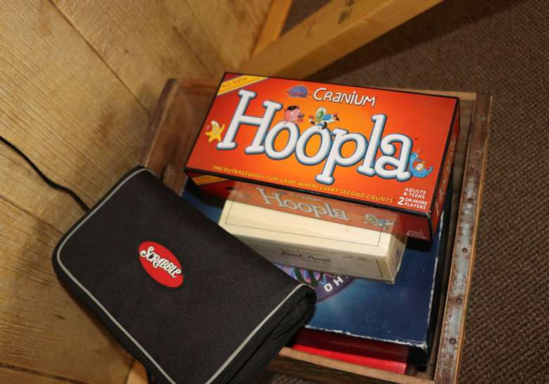 Hoopla and other games