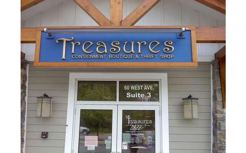 Treasures Consignment Boutique (1)