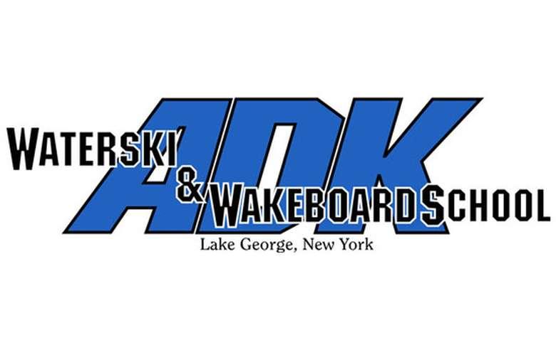 Adirondack Water Ski & Wakeboard School Logo