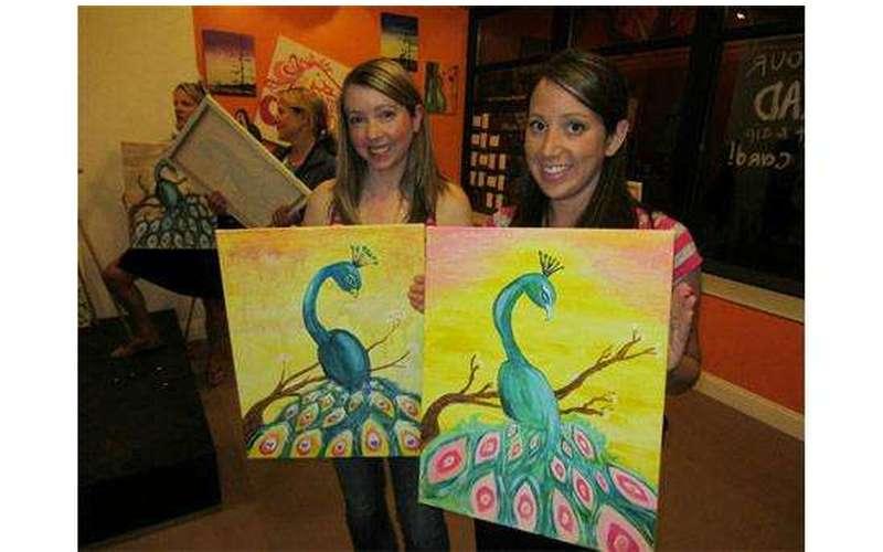 Saratoga Paint And Sip Studio 13