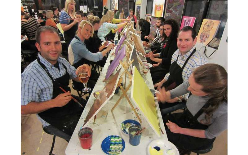 Saratoga Paint and Sip Studio (6)