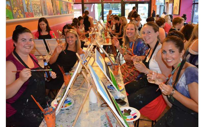 Saratoga Paint and Sip Studio (10)
