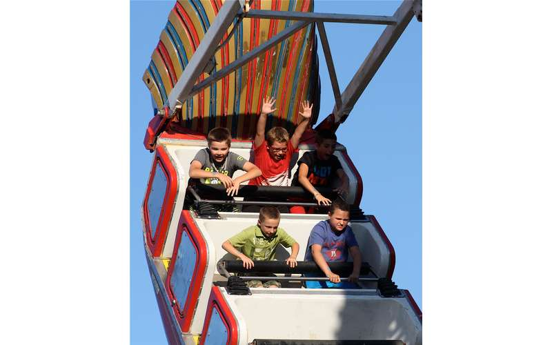 Be sure to bring the kids to enjoy the Saratoga County Fair.