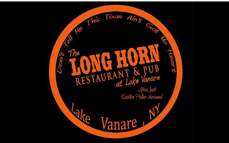 The Long Horn Restaurant & Pub is located just minutes from the Town of Lake George.