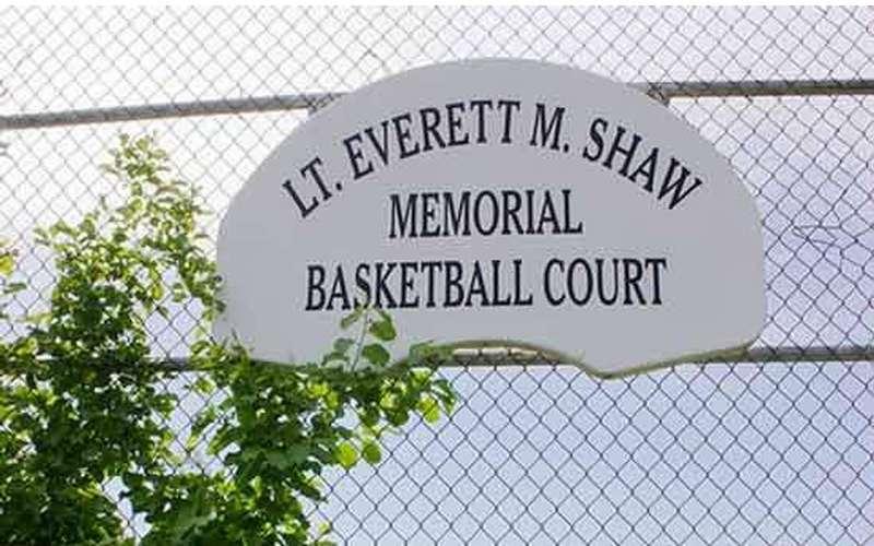 Lt. Everett M. Shaw Memorial Basketball Court