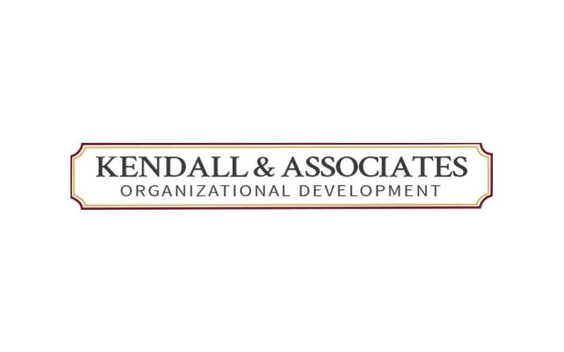 the logo for kendall and associates