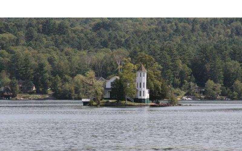 Brant Lake Island