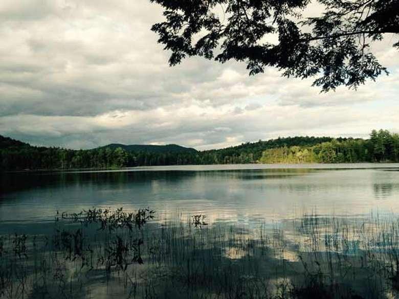 Mason Lake during the day. Photo Credit: Chris Knapp