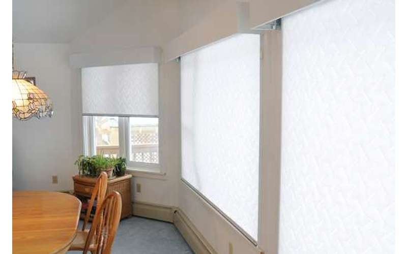 Window Quilt Insulating Shades
