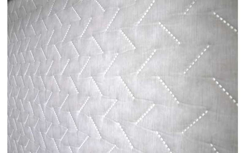 Window Quilt light filtering fabric