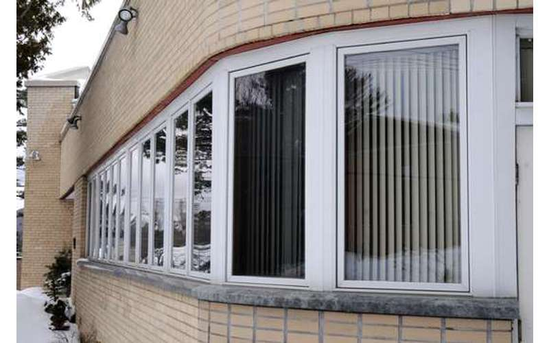 Replacement windows & granite sill