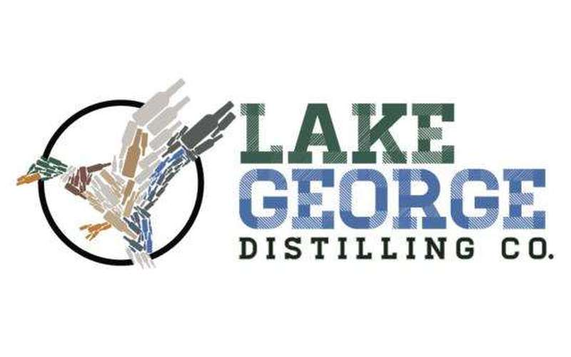 Lake George Distilling Co logo