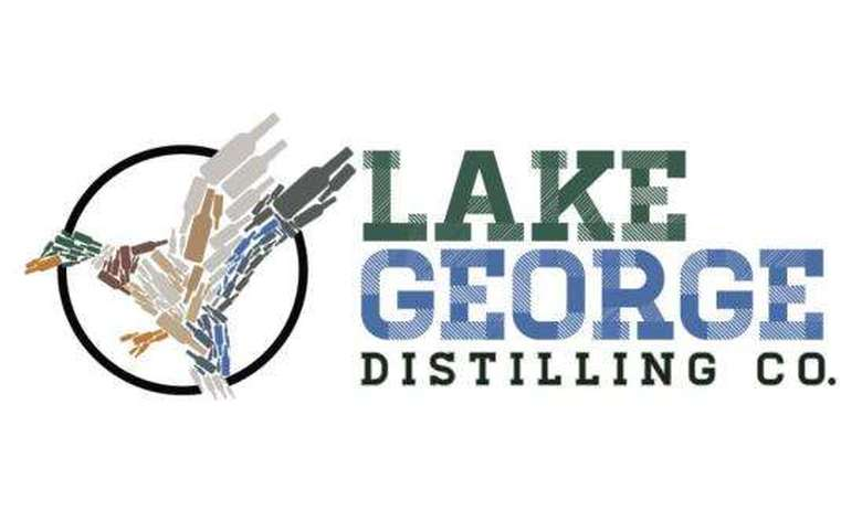Lake George Distilling Co logo