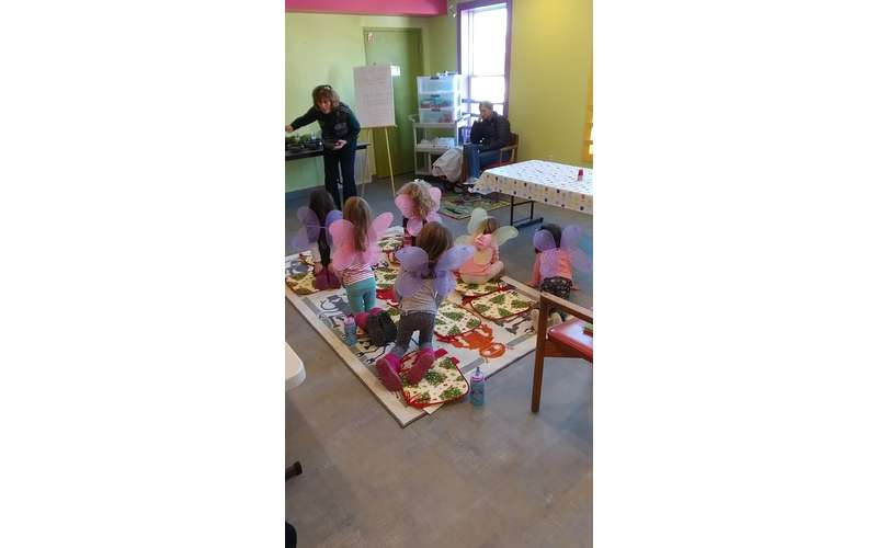 Kids Fairy Garden Workshop