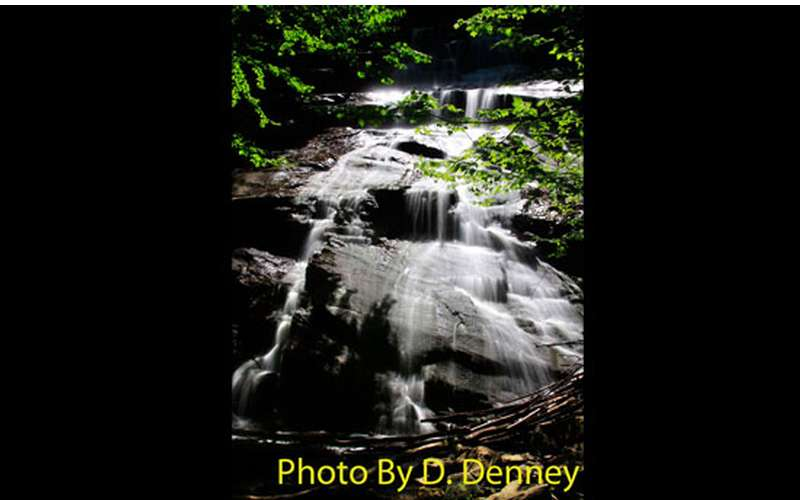 Death Falls (aka Secret Falls) (1)
