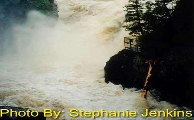 raging river with photo credit to stephanie jenkins