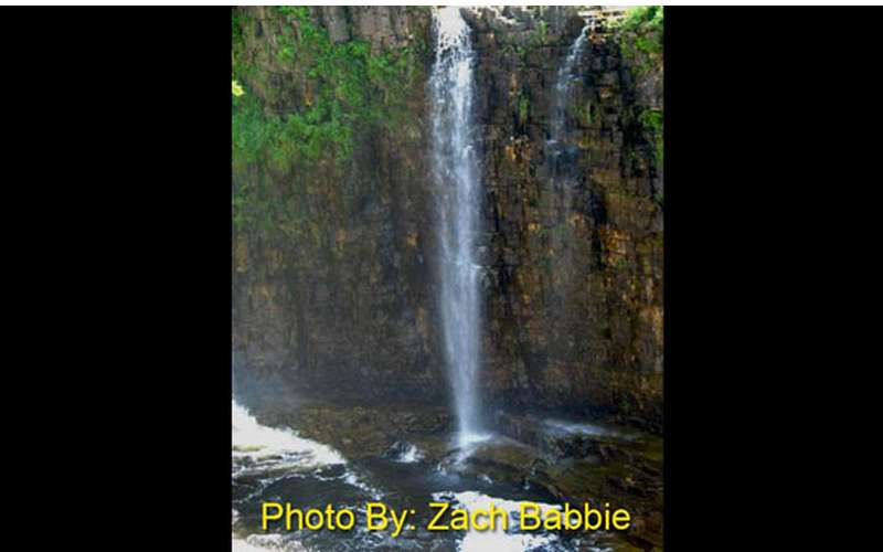 Rainbow Falls at Ausable Chasm (2)