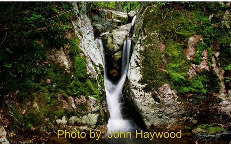 Wedge Brook Falls (1)
