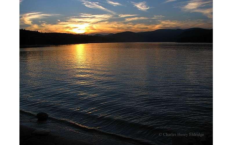 """""""Sacandaga Sunset"""""""