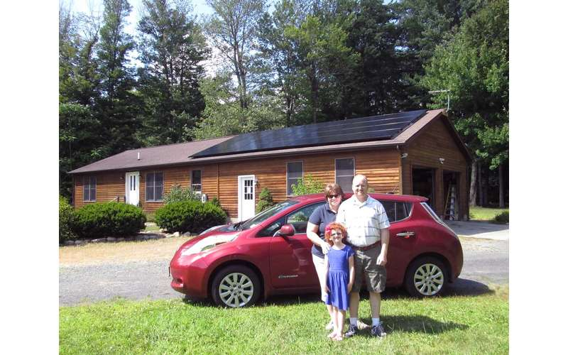Installing a solar system at your home can increase the resale value.