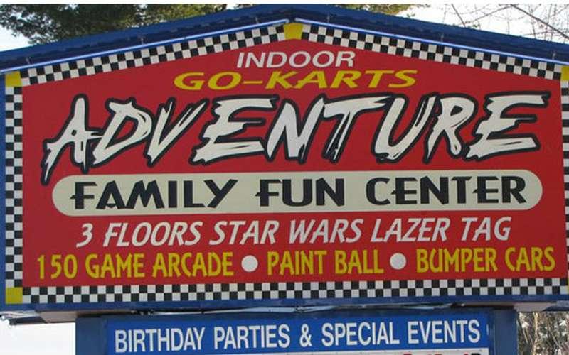 Adventure Family Fun Center (1)