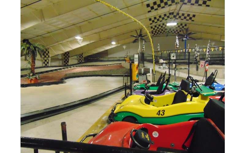 Adventure Family Fun Center Mini Golf Laser Tag Go Karts Bumper
