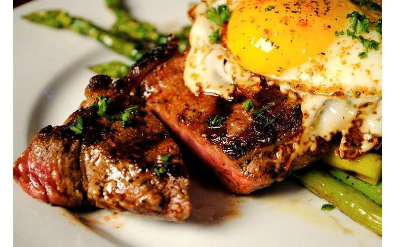Restaurant Week 2014 Steak + Eggs