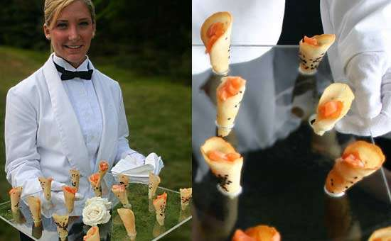 Kim Klopstocks The Lily and the Rose Gourmet Caterer's (1)