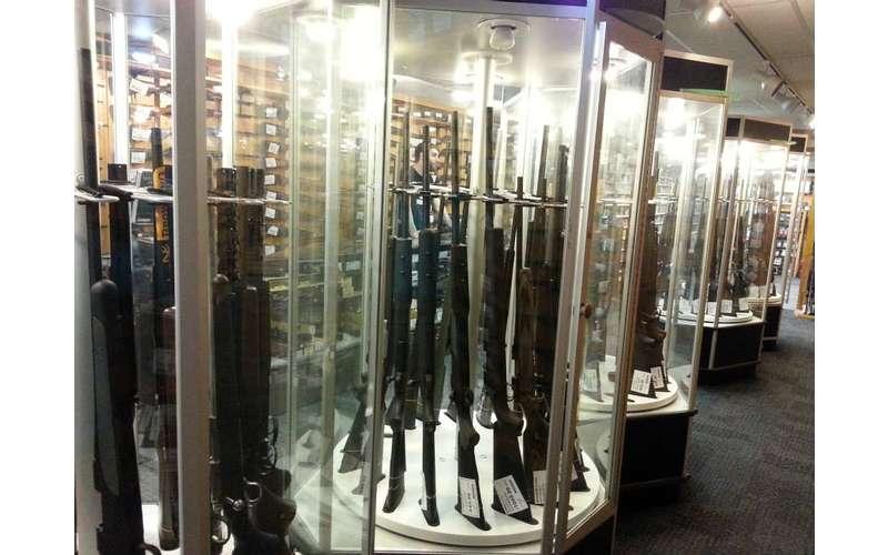 big guns in cases