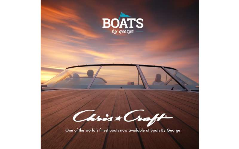 boats by george chris craft logo