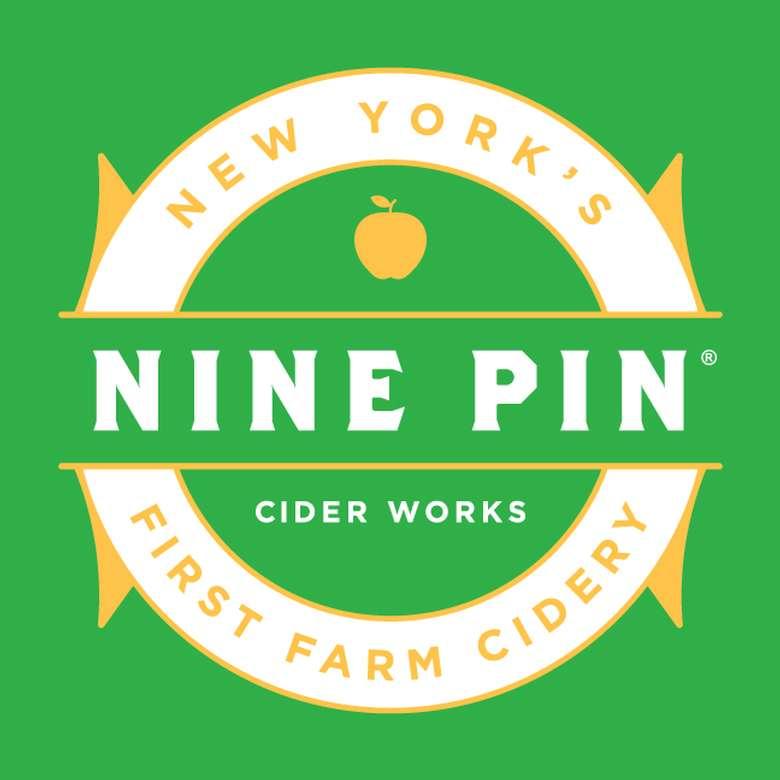Nine Pin Ciderworks Logo