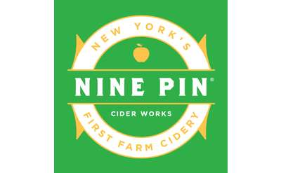 Nine Pin Ciderworks Logo
