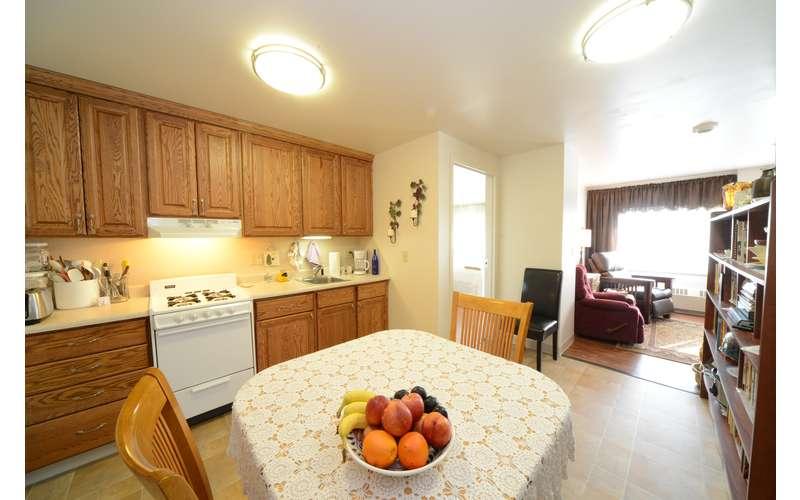 Inside A Beautiful Embury Apartment Kitchen.