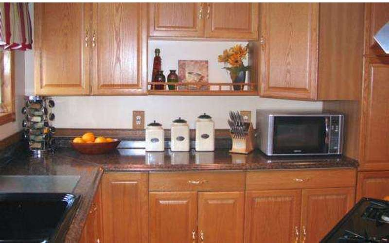 Home Staging Kitchen After