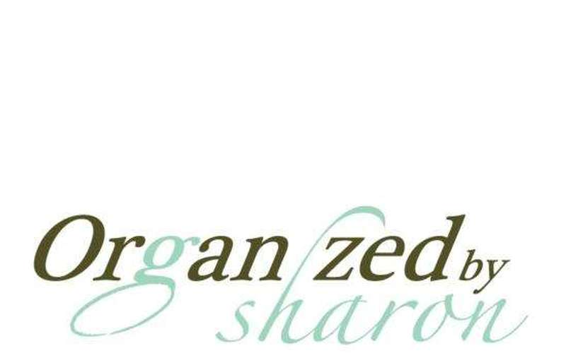 Organized by Sharon: Organizing Services (1)