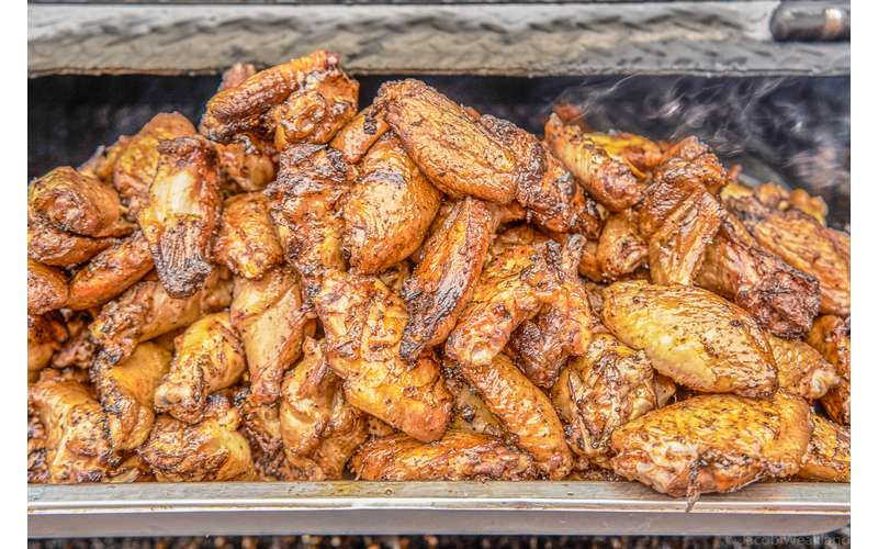 If you live in Saratoga or are visiting Saratoga Springs, you have got to try our House-Smoked Chicken Wings! Only the best found at Harvey's Restaurant and Bar.