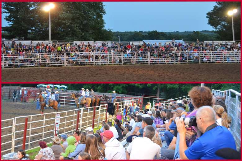 Double M Rodeo, Saratoga