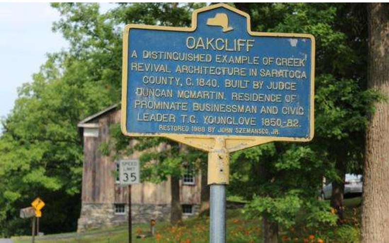 Oakcliff Has Been Accepted To The National Historic Register