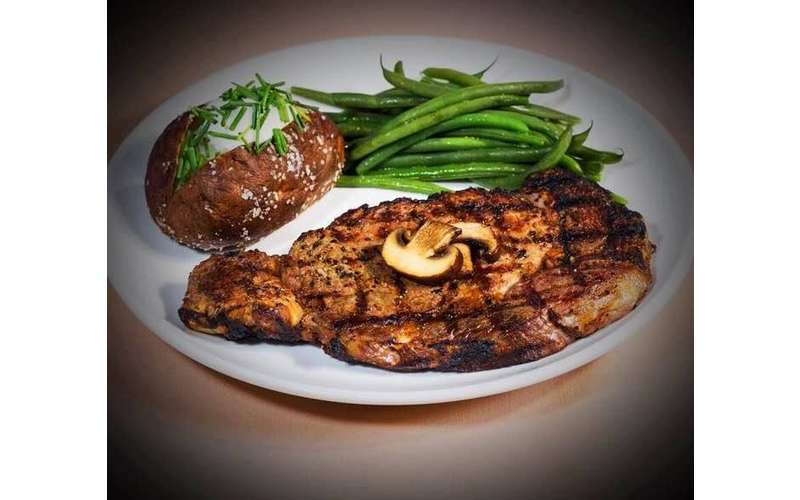Steak Night Every Friday!